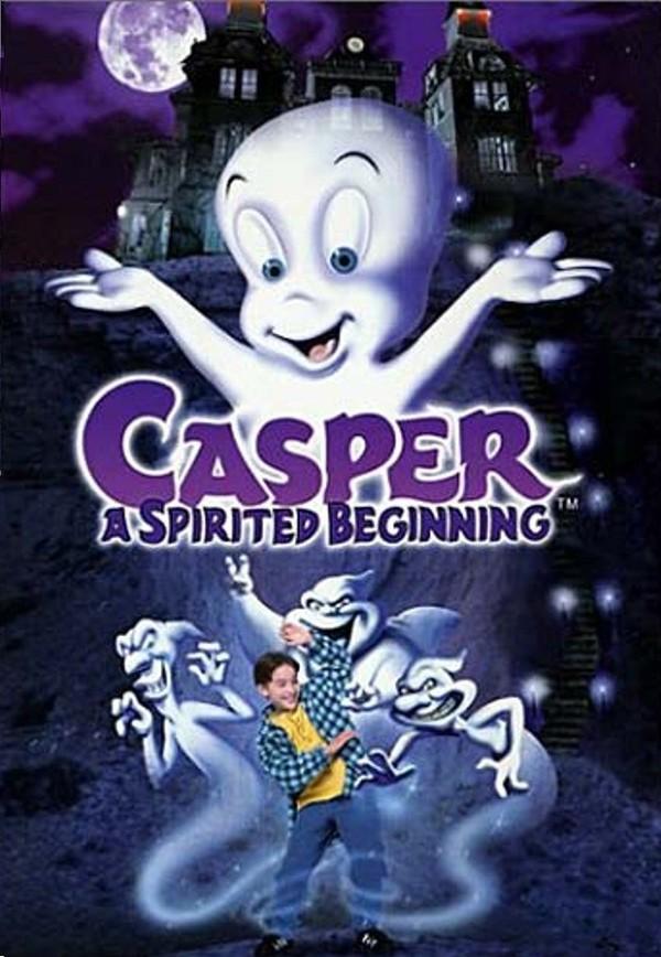Casper: První kouzlo online