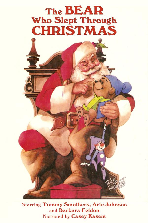 The Bear Who Slept Through Christmas online