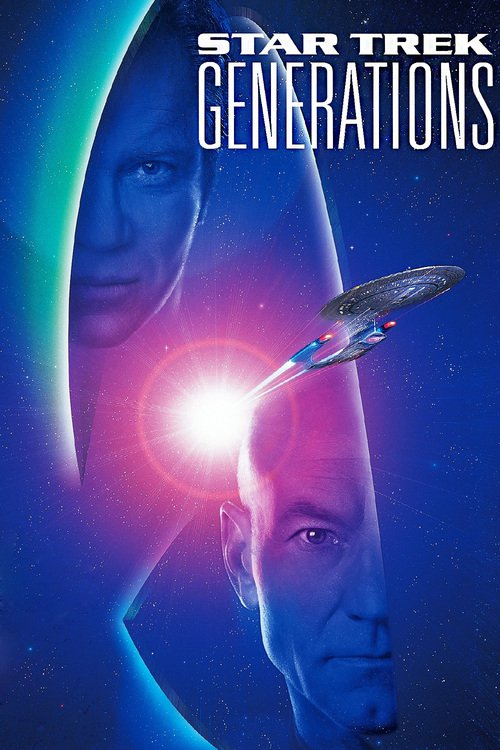 Star Trek VII: Generace online