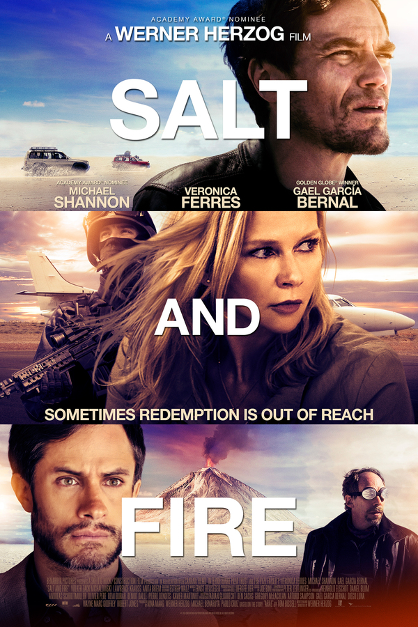 Salt and Fire online