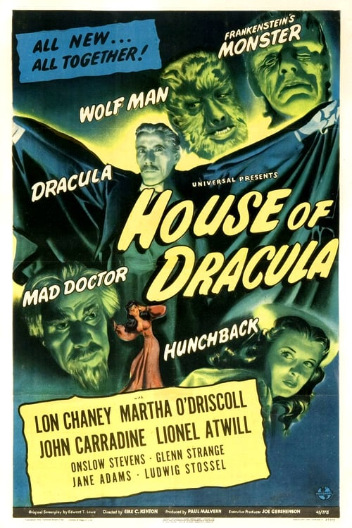 Drákulův dům online