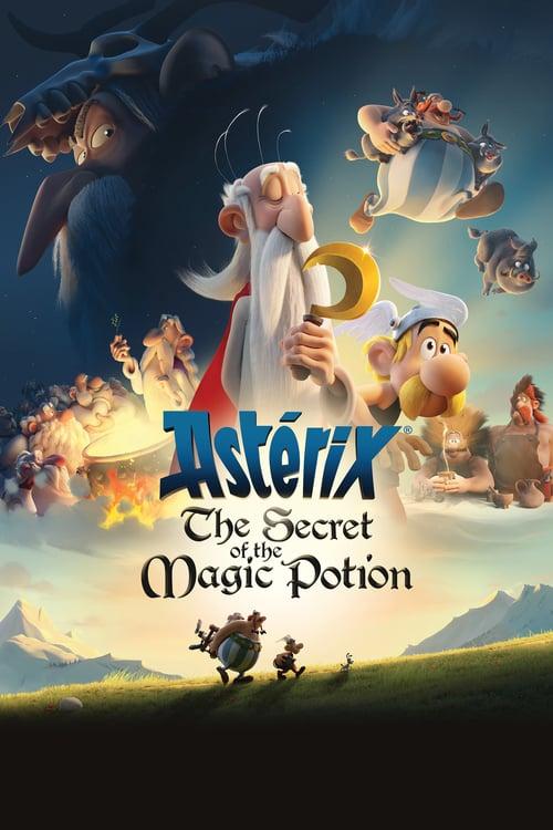 Asterix a tajemství kouzelného lektvaru - Tržby a návštěvnost