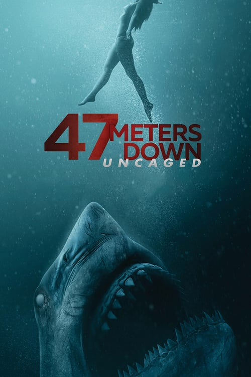 47 metrů: Mimo klec online