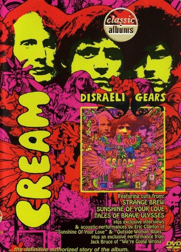 Cream - Classic Album: Disraeli Gears online