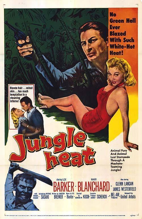 Jungle Heat online