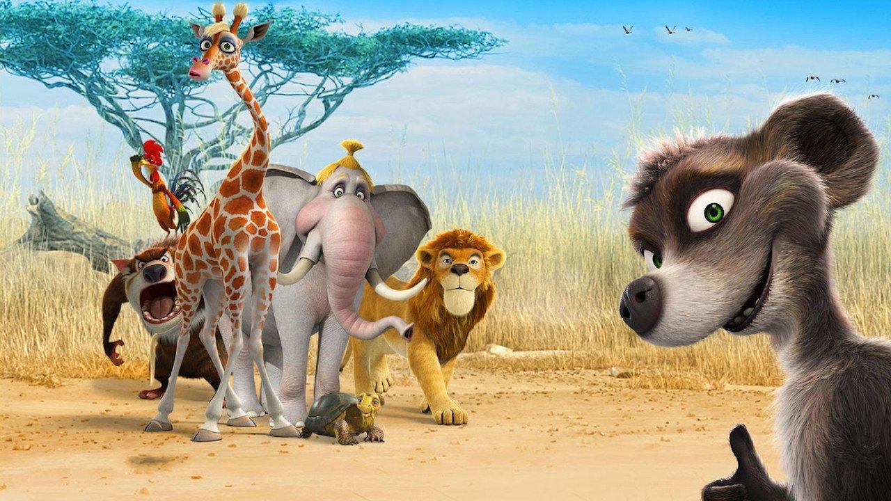 Hurá do Afriky! - Tržby a návštěvnost