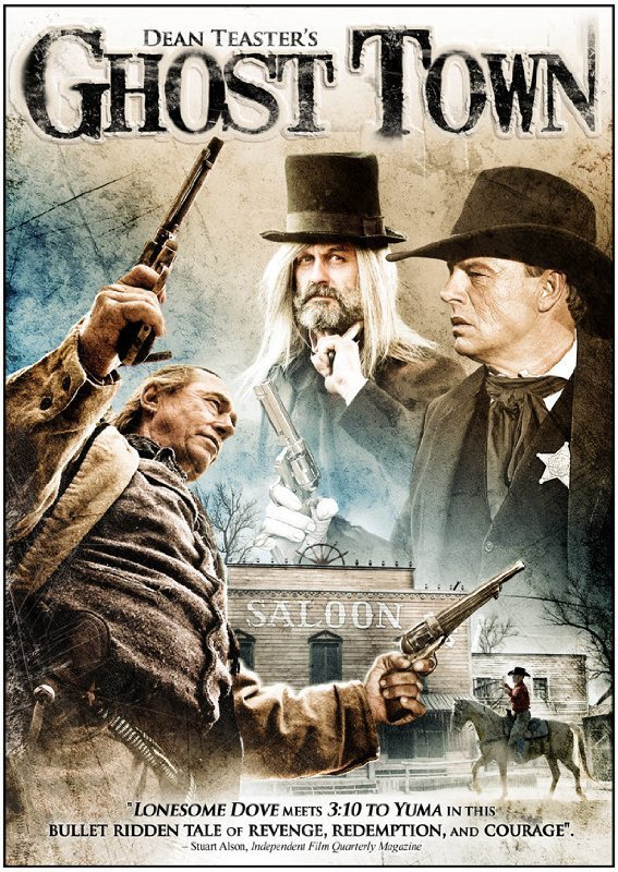 Ghost Town: The Movie online