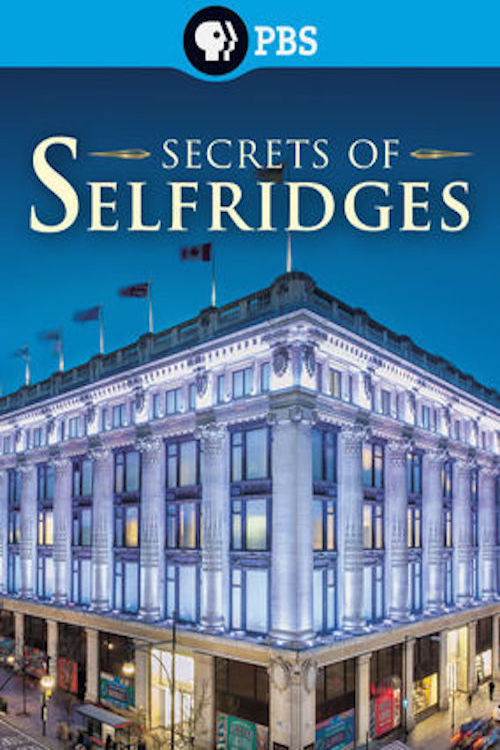 Secrets of Selfridges online