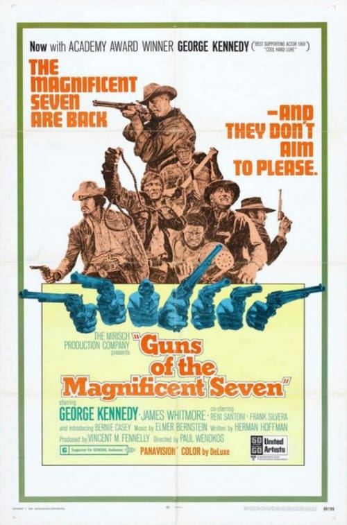 Guns of the Magnificent Seven online