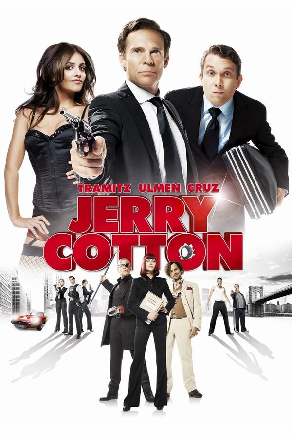 Jerry Cotton online