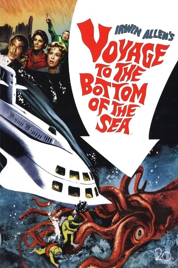 Voyage to the Bottom of the Sea online
