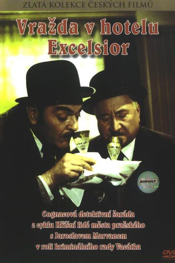Vražda v hotelu Excelsior online