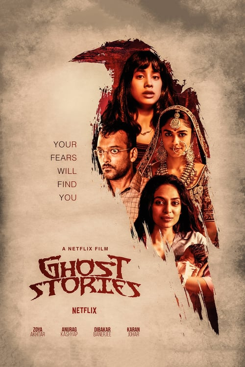 Ghost Stories online
