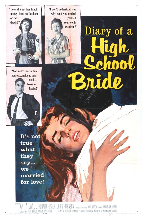 The Diary Of A High School Bride online