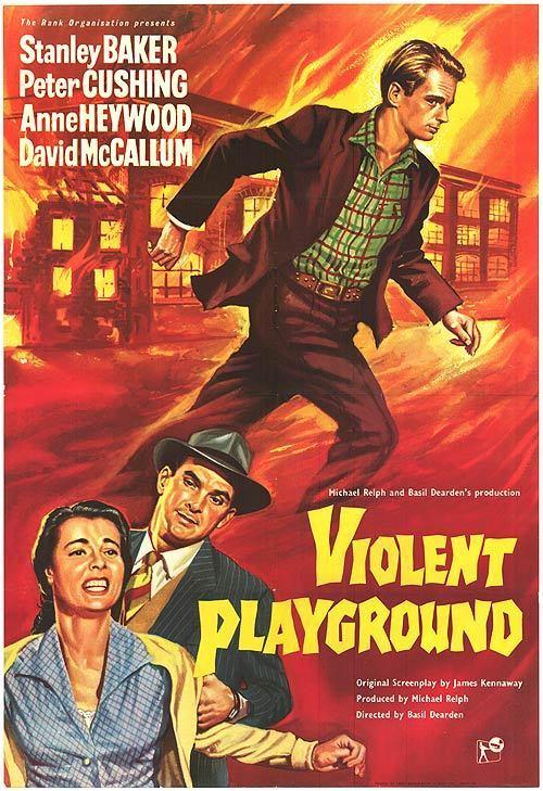Violent Playground online