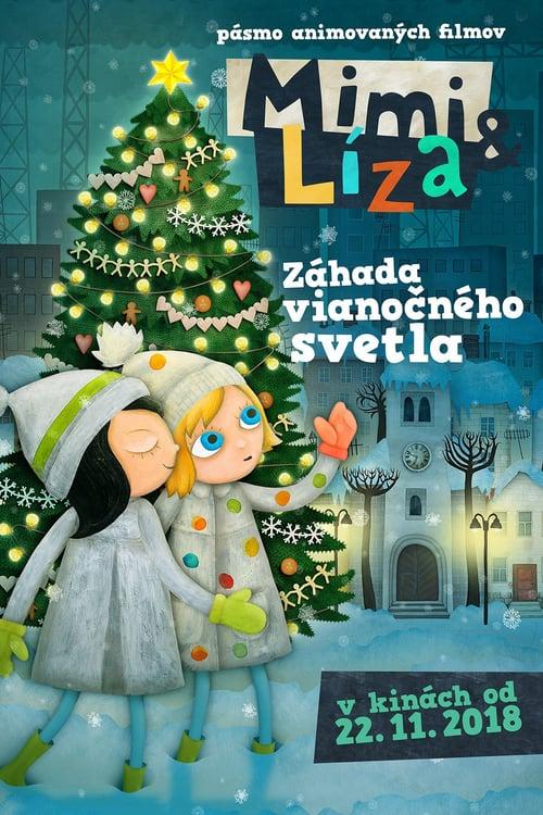 Mimi a Líza: Záhada vánočního světla online