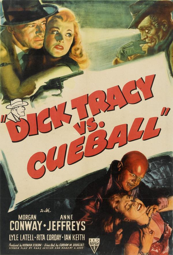 Dick Tracy vs. Cueball online