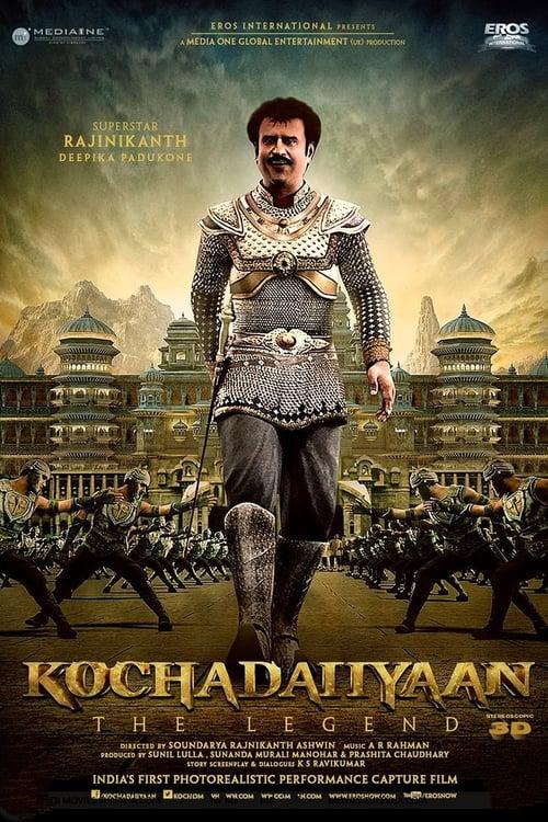 Kochadaiiyaan: The Legend online