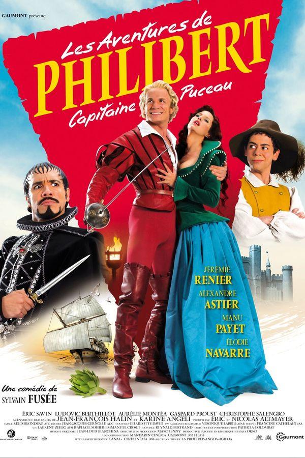 Dobrodružství Philiberta, kapitána paniců online