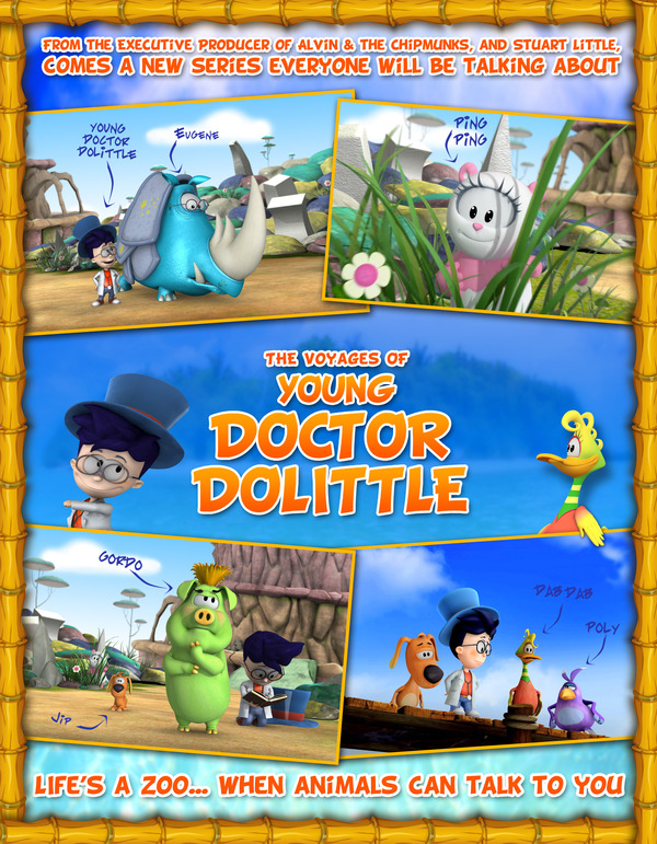 The Voyages of Young Doctor Dolittle online