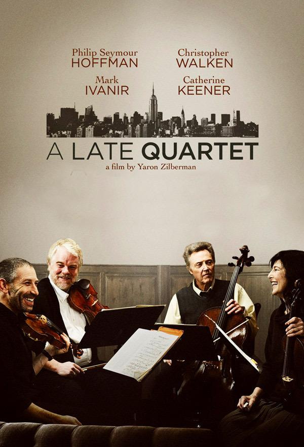 A Late Quartet online