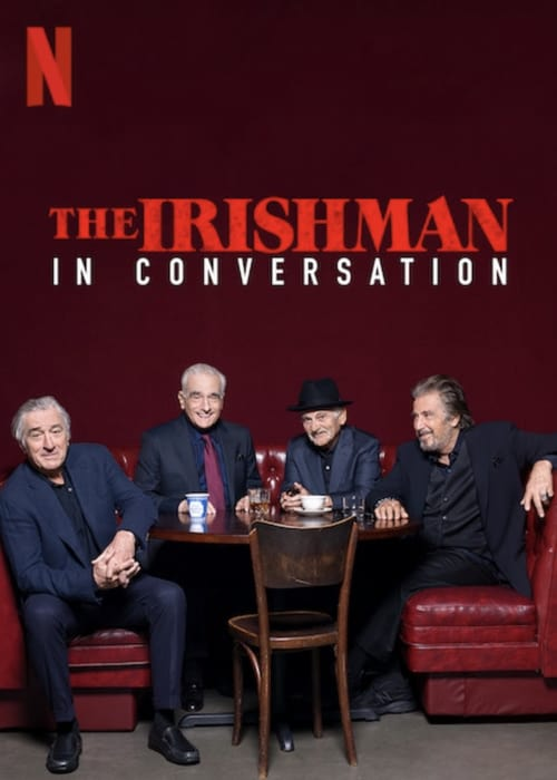 The Irishman: In Conversation online