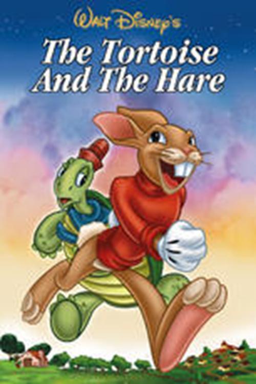 Želvák a zajíc online