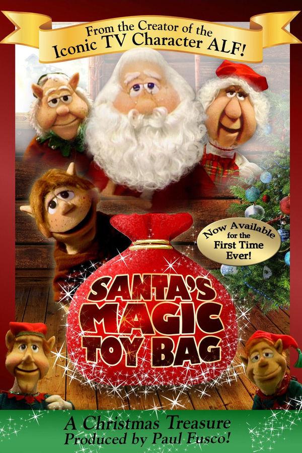 Santas Magic Toy Bag online