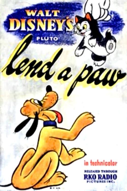 Lend a Paw online