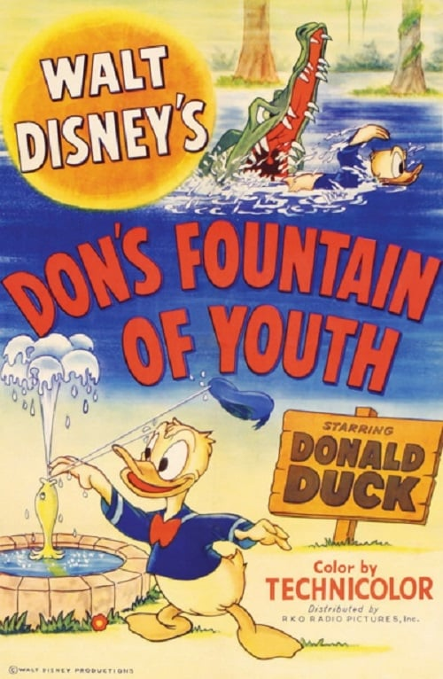 Don's Fountain of Youth online