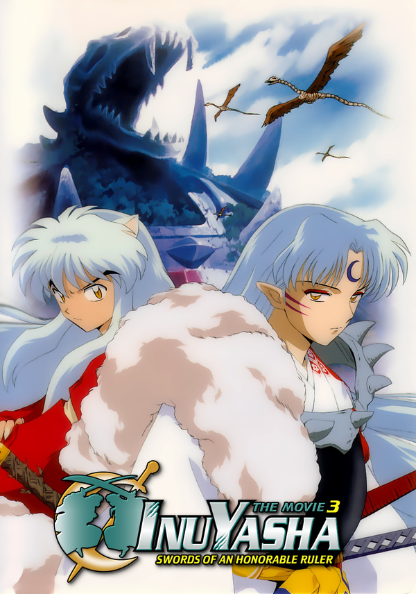 Inuyasha the Movie 3: Swords of an Honorable Ruler online