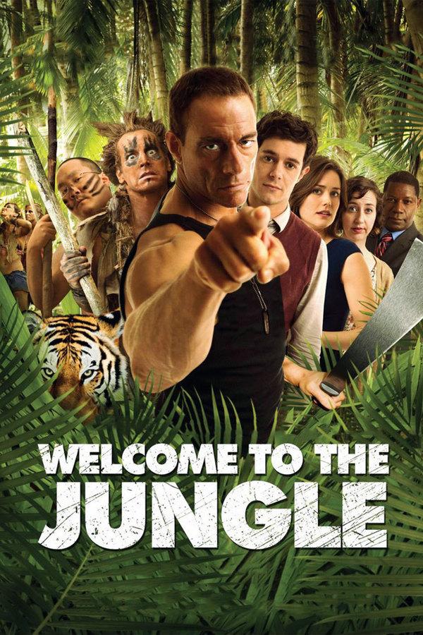 Vítejte v džungli online