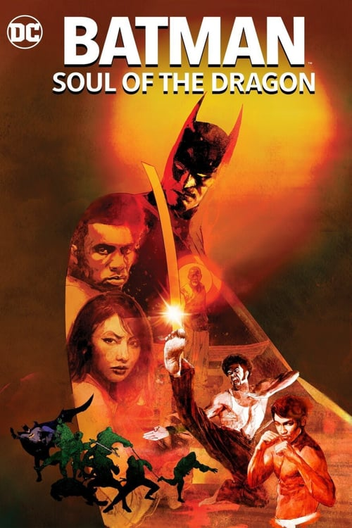 Batman: Soul of the Dragon online