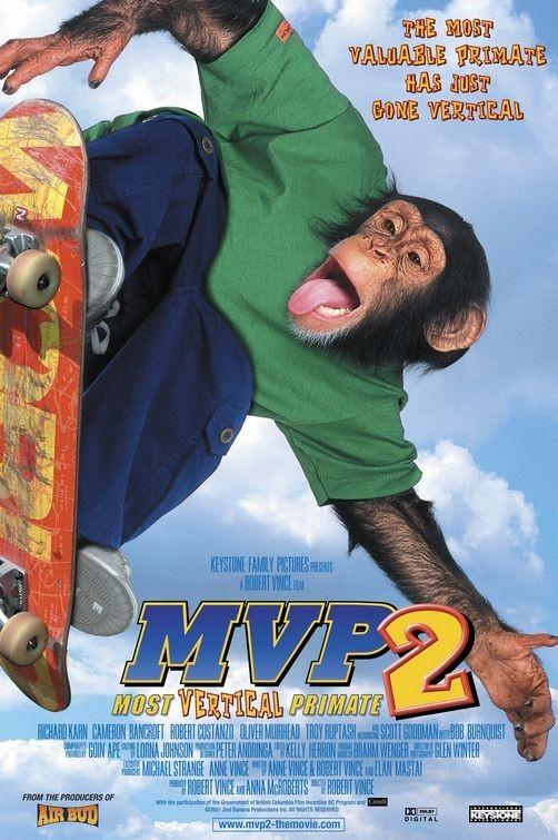 MVP 2: Most Vertical Primate online