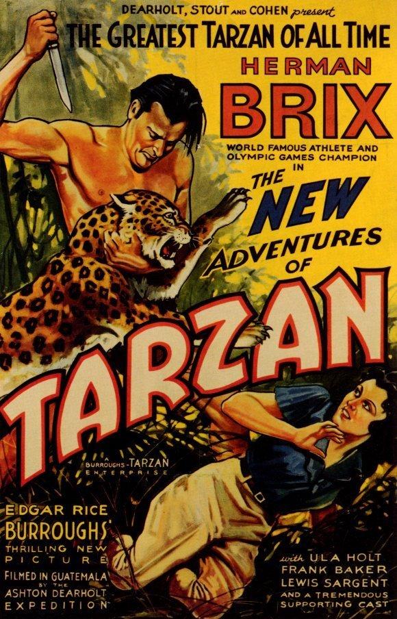 The New Adventures of Tarzan online