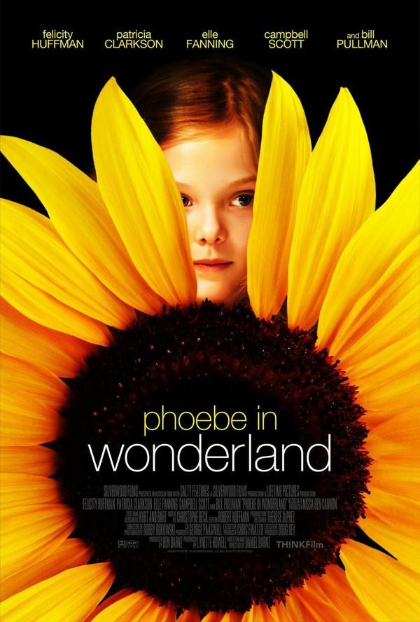 Phoebe v říši divů online