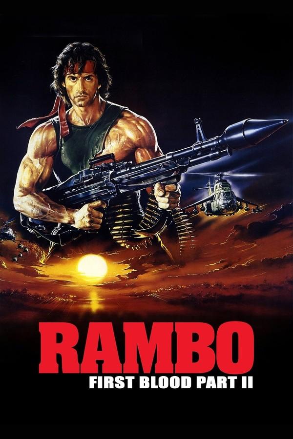 Rambo II online