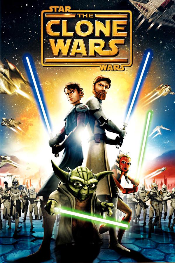 Star Wars: Klonové války online