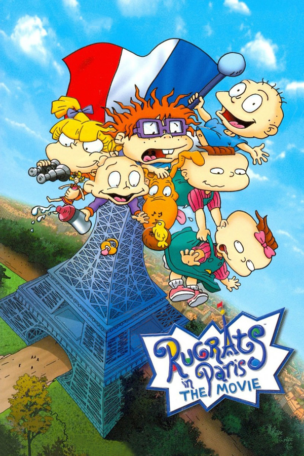 Rugrats in Paris: The Movie online