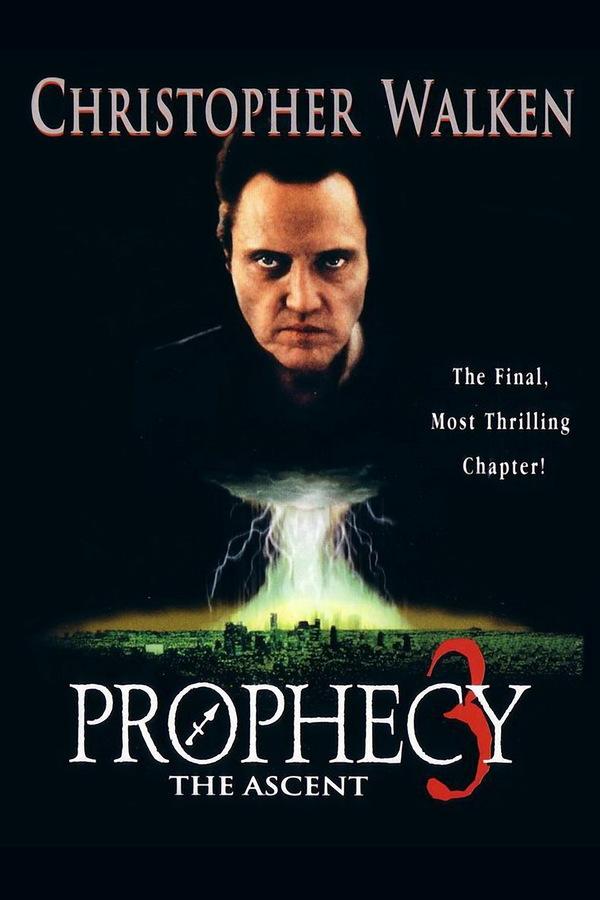 Proroctví: Černí andělé online