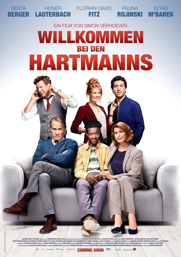 Willkommen bei den Hartmanns online