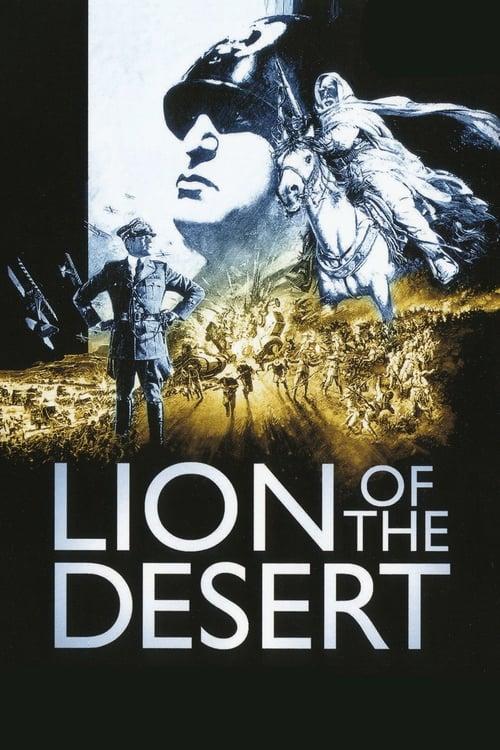 Lev pouště online