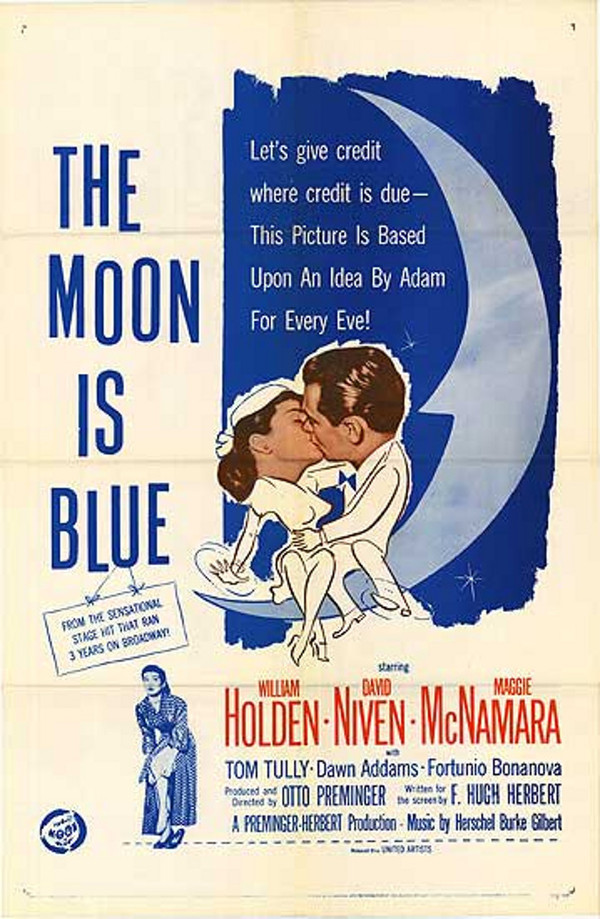 The Moon Is Blue online
