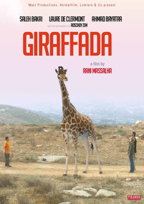 Žirafáda online