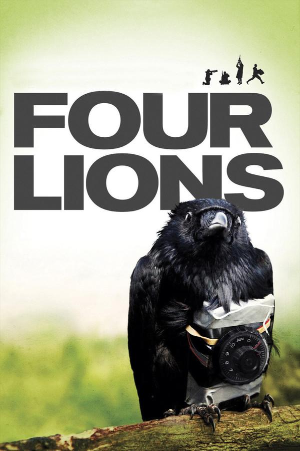 Čtyři lvi online