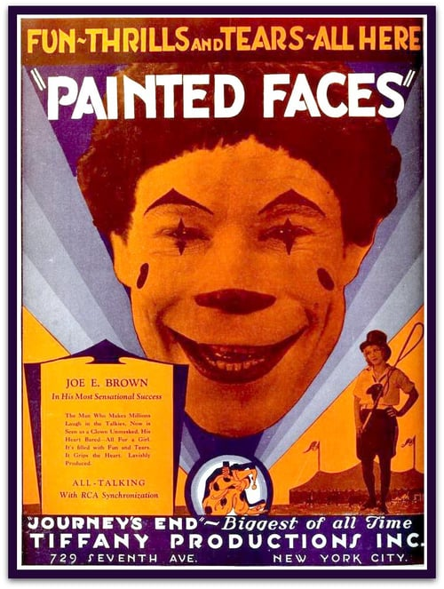 Painted Faces online