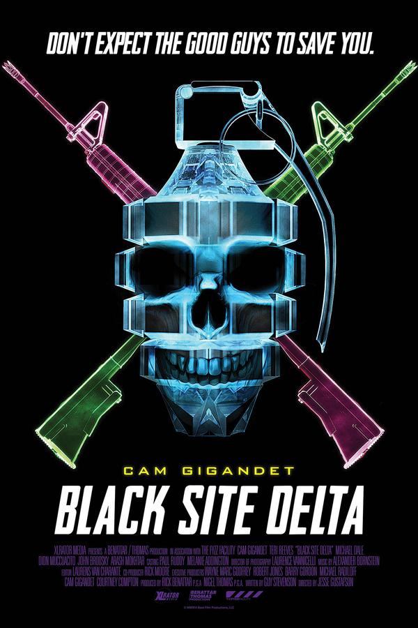 Black Site Delta online