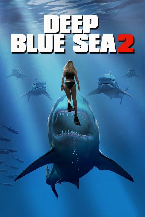 Deep Blue Sea 2 online