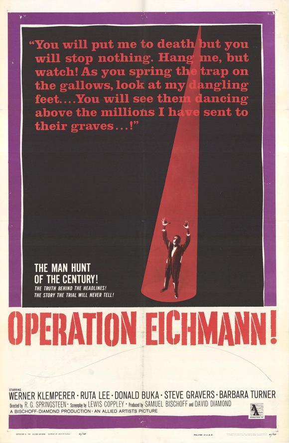 Operation Eichmann online