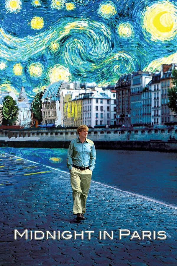 Půlnoc v Paříži online